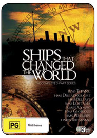 Ships that Changed the World on DVD