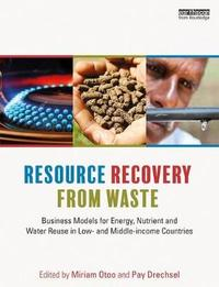 Resource Recovery from Waste