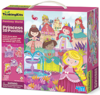 4M: Thinking Kits Fantasy World 3D Puzzle