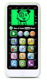 Leapfrog: Chat & Count Smart Phone - Green