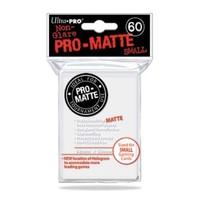 Ultra Pro: Deck Protector - Pro-Matte Small White (60)