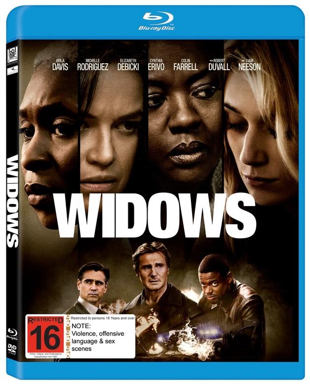 Widows on Blu-ray