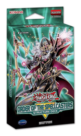 Yu-Gi-Oh TCG Structure Deck: Order of the Spellcasters