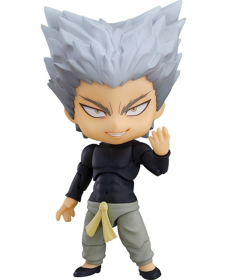 One Punch Man: Garo (Movable Ver.) - Nendoroid Figure image