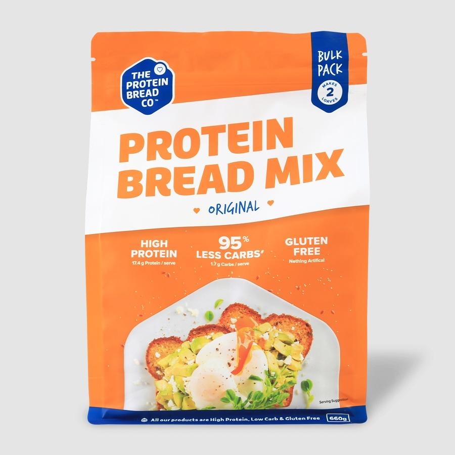 PBCo. Protein Bread Mix Bulk Pack (660g) image