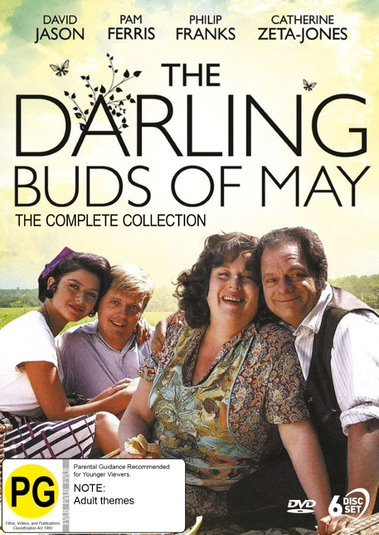 The Darling Buds Of May - The Complete Collection on DVD