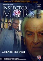 Inspector Morse - God And The Devil on DVD
