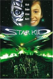 Star Kid on DVD