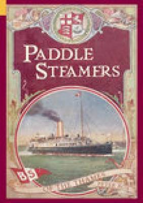 Paddle Steamers of the Thames by Peter Box image