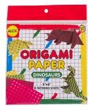Origami Dinosaurs - Alex
