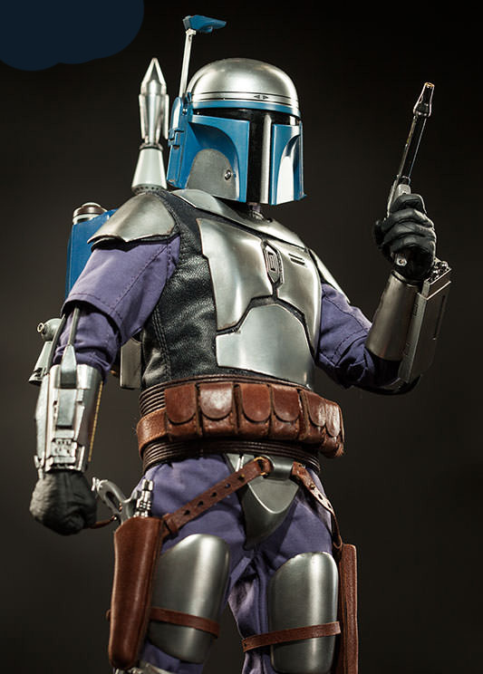 "Star Wars Jango Fett 12"" Action Figure"