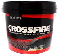 Horleys Crossfire Protein - Vanilla Deluxe (3kg)
