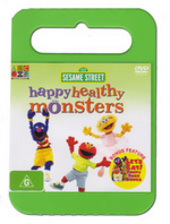 Sesame Street: Happy Healthy Monsters (let's Eat!) on DVD