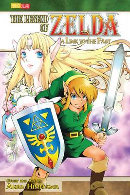 The Legend of Zelda, Vol. 9: A Link to the Past by Akira Himekawa
