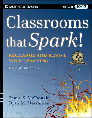 Classrooms That Spark! by Emma S. McDonald image