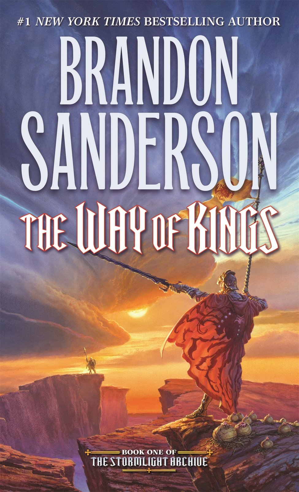 The Way of Kings (The Stormlight Archive #1) (US Ed) by Brandon Sanderson image