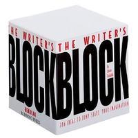 The Writer's Block by Jason Rekulak image