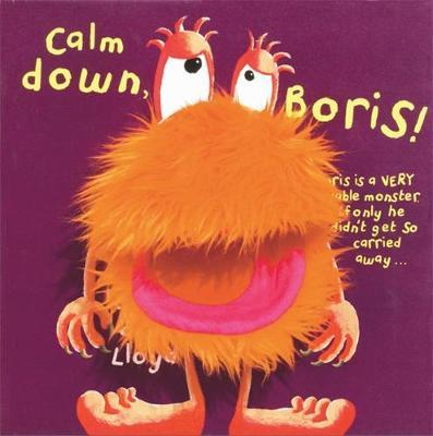 Calm Down Boris! image