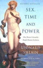 Sex, Time and Power by Shlain Leonard image