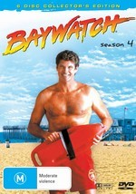 Baywatch - Season 4: Collector's Edition (6 Disc Box Set) on DVD
