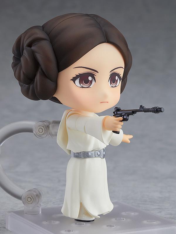 Star Wars: Nendoroid Princess Leia - Articulated Figure image