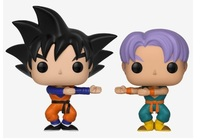 Dragon Ball Super – Goten & Trunks Pop! Vinyl 2-Pack