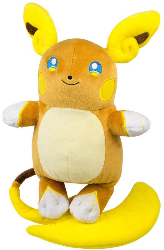 """Pokemon Large Plush Alolan Raichu 10"""""""