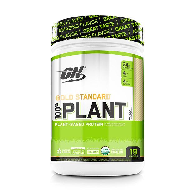 Optimum Nutrition Gold Standard Plant Protein - Vanilla (684g)