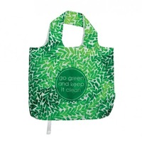 Annabel Trends Shopping Tote - Go Green