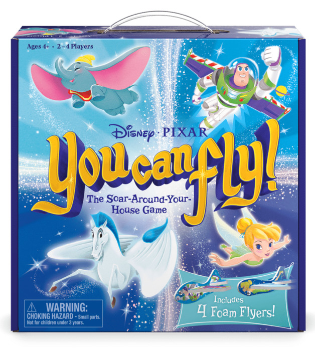 Disney: Disney You Can Fly! - Board Game