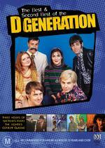 D-Generation - The Best Of on DVD