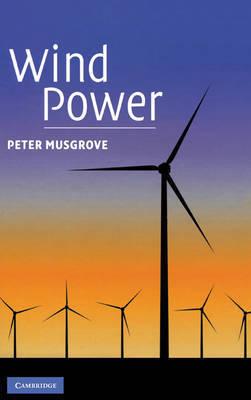 Wind Power by Peter J. Musgrove