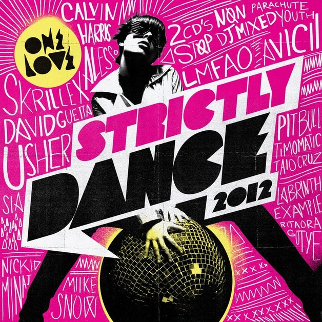 Strictly Dance 2012 (2CD) by Various