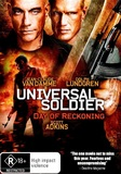 Universal Soldier: Day of Reckoning on DVD