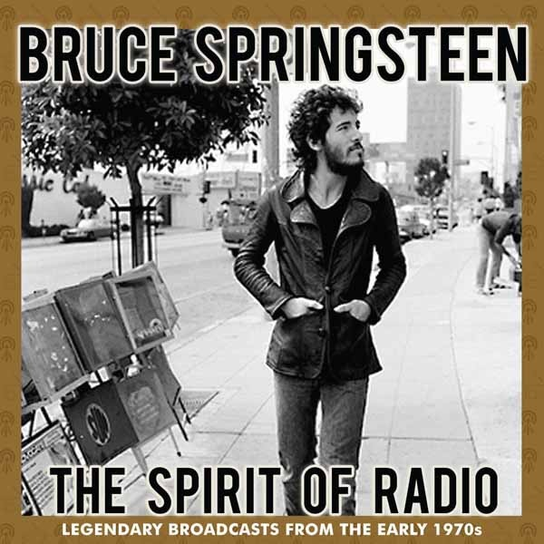The Spirit of Radio by Bruce Springsteen image