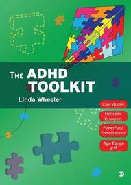 The ADHD Toolkit by Linda Wheeler image