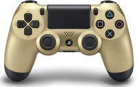 PlayStation 4 Dual Shock 4 Wireless Controller - Gold for PS4