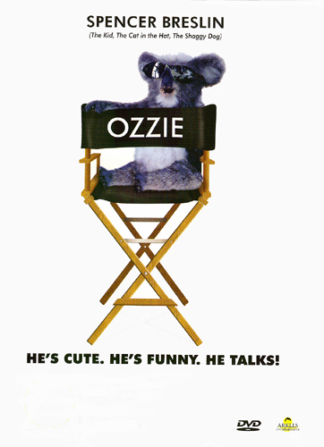 Ozzie on DVD image