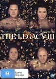 The Legacy - Season 3 on DVD