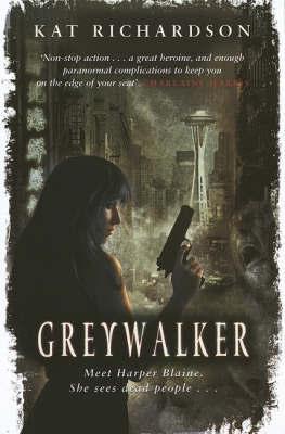 Greywalker by Kat Richardson image