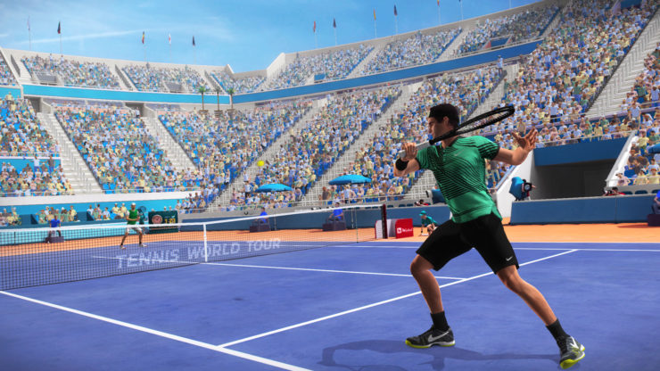 Tennis World Tour for PS4 image