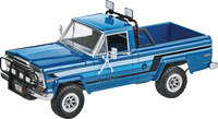 "Revell 1/25 '80 Jeep Honcho ""Ice Patrol"" Scale Model Kit"