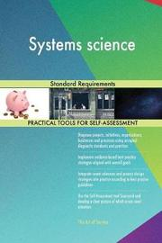 Systems science Standard Requirements by Gerardus Blokdyk image