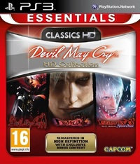 Devil May Cry: HD Collection for PS3