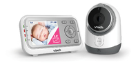 Vtech BM3300 Safe And Sound Full Colour Video And Audio Baby Monitor
