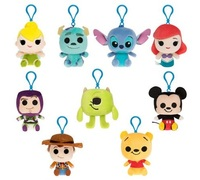 Disney/Pixar: Mystery Mini - Plush Figure (Blind Box)