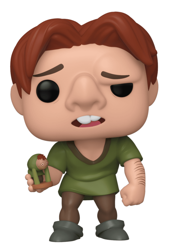The Hunchback of Notre Dame - Quasimodo Pop! Vinyl Figure
