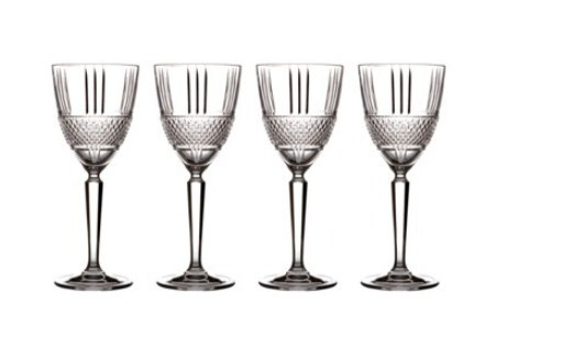 Maxwell & Williams: Verona Wine Glass Set of 4 - Gift Boxed (180ml)