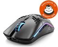 Glorious PC Gaming Model O Wireless Mouse (Matte Black) for PC