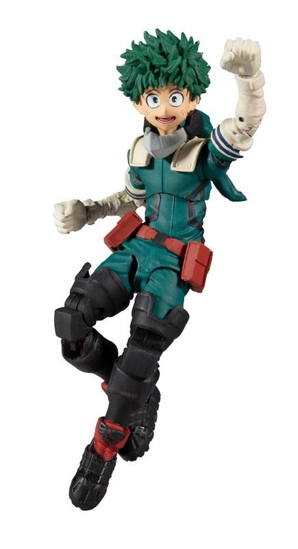 "My Hero Academia: Izuku Midoriya (Costume Gamma) - 7"" Action Figure"